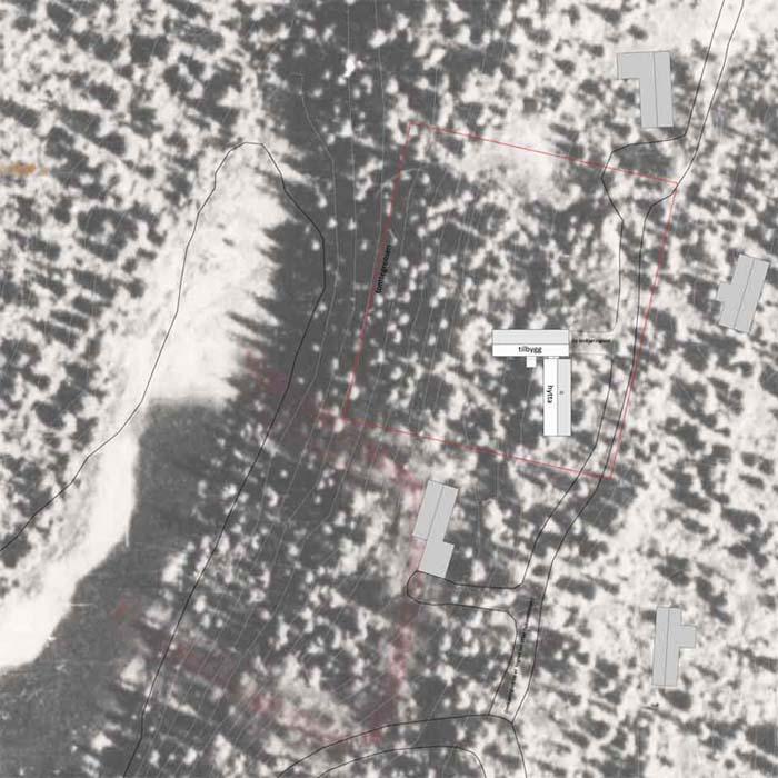 tomtegrense, veier, topografi.</H5>